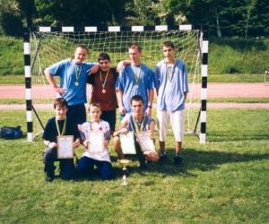 Faragó Bléa Sportbapok 1998.