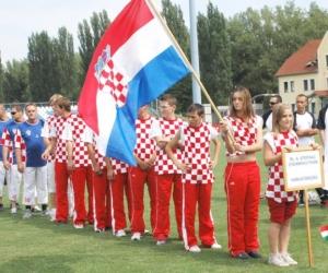 Gyermekotthonok X. Európa Kupa Döntője (Kecskemét- Széktói Stadion) 2009.