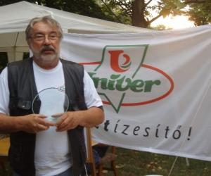 Főzőverseny eredményhirdetése Nyitrai András orsz.képv. jelenlétében
