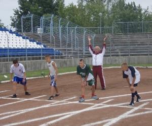 100 m-es síkfutás