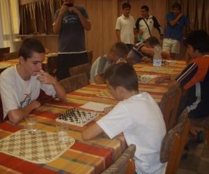 Sakk verseny