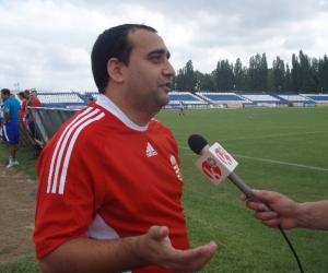 Radics Kálmán a Hit és Sport Alapítvány elnöke nyilatkozik a Kecskeméti Tv-nek