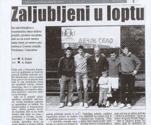 Nacionalni Gradanski újság 2010., Szerbia, Novi Sad