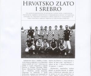 H o r v á t o r s z á g, Caritas c újság 2008.