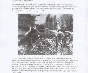H o r v á t o r s z á g, Caritas c újság 2009.