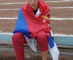 2010 ( SRB)  Borojevic Svetozar a legjobb kapus címet elnyert sportoló.