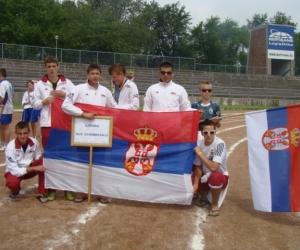 2010 ( SRB)  Szerbia Novi Sad SOS Gyf.sportolói.
