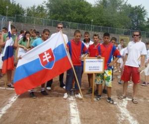 2010 ( Slovekia ) Szlovákia sportolói.