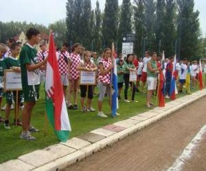 2010 Gyermekotthonok Európa Kupa -nyitóünnepség