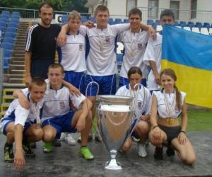 2010 Kupagyőztes Ukrajna, Beregszász sportolói