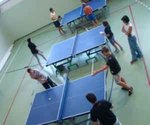 2010 Asztalitenisz verseny is volt ...