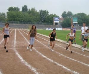 2010 400m-es sikfutás