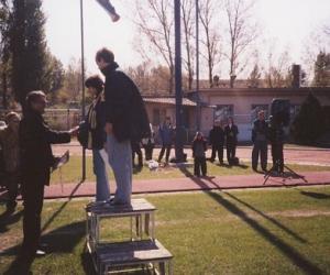 Kű Lajos - 8 szoros válogatott labdarúgóval (2006)<br> Olimpiai ezüstérmes, Belga bajnok 1979, Bajnokok Ligája döntős