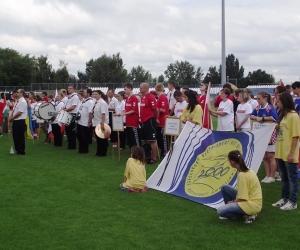 Gyermekotthonok XIV. Európa Kupa Döntőjének nyitóünnepsége 2011.