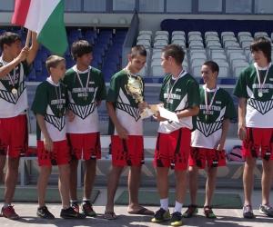 Bicske cspata nyerte a labdarúgó tornát.