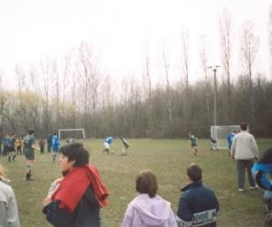 Faragó Béla Sportnapok (Gyermekotthonok II. Európa Kupa Döntője) 2001.