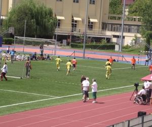 labdarúgó mérkőzés