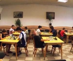 A sakk - verseny.