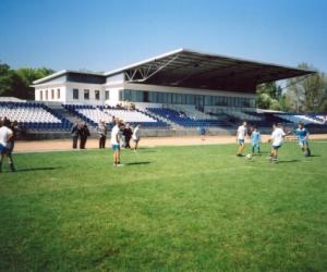 Gyermekotthonok III. Európa Kupa Döntője (Kecskemét- Széktói Stadion) 2002.