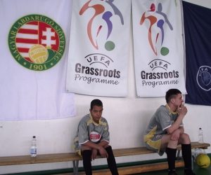 A program főtámogatója az UEFA.