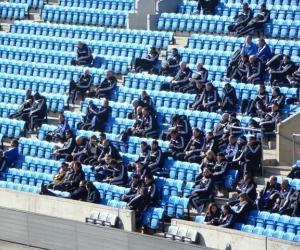 Az UEFA - küldöttek.