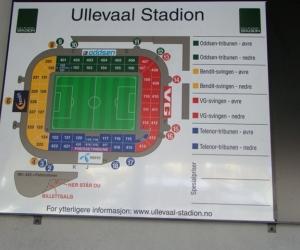 Öt napig az Ullevaal Stadion volt az otthonuk.