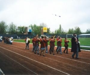 Gyermekotthonok IV. Európa Kupa Döntője (Kecskemét- Széktói Stadion) 2003.
