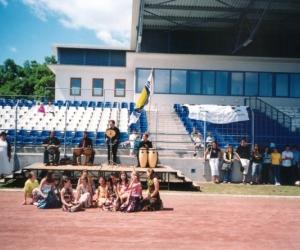 Gyermekotthonok V. Európa Kupa Döntője (Kecskemét- Széktói Stadion) 2004.