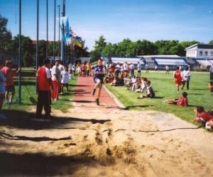 Gyermekotthonok VII. Európa Kupa Döntőjén, távolugrás 2004.