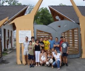 Kecskeméti Állatkert meglátogatása az egyik kulturális esemény volt a Gyermekotthonok X. Európa Kupa Döntőjén 2007-ben.