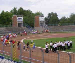 Gyermekotthonok IX. Európa Kupa Döntője (Kecskemét- Széktói Stadion) 2008.
