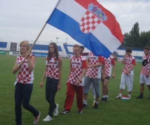 Gyermekotthonok Európa Kupája Döntőjében2008-ban részt vett Horvátország sportolói.