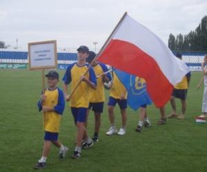 Gyermekotthonok Európa Kupája Döntőjében2008-ban részt vett Lengyelország sportolói.