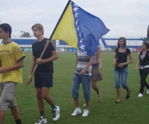 Bosznia-Hercegovina is tiszteletét tette Kecskeméten.