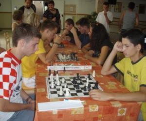 Gyermekotthonok XI. Európa Kupája 2008 sakk-versenye.