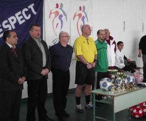 UEFA - MLSZ grassroots labdarúgó regionális döntő megnyitója 2013.